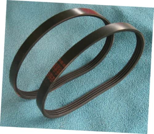 free New life 2 Pcs Replacement Drive Belts Compatible Sears 24 with Craftsman