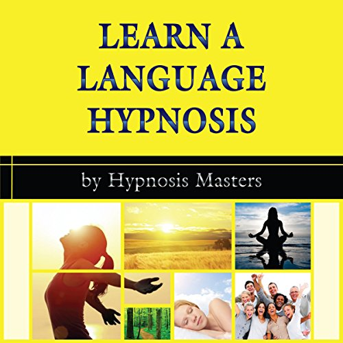 Learn a Language Hypnosis  By  cover art