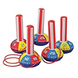 Happy Deals~ Inflatable Ring Toss Carnival...