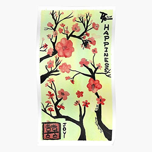 TaylorStitch Sale Asia Original Asian Art China Watercolor Etsy Traditional Painting Chinese for Geschenk für Wohnkultur Wandkunst drucken Poster 11.7 x 16.5 inch