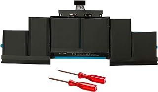 SLODA交換用バッテリーApple用Macbook Pro 15 Retinaインチ A1494 (A1398 Late 2013及びMid 2014)に适用ノートPC Macbook Pro 15 A1494バッテリー[リチウムポリマー、11.26V、8440mAh]