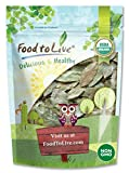 Organic Whole Bay Leaves, 1 Ounce - Non-GMO, Dried, Kosher, Vegan, Bulk, Great for Cooking, Spicing and Seasoning
