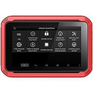 Xtool X100 PAD Professional Car Diagnostic Tool Tablet Auto Key Programmer OBDII EEPROM Kits Updated Online