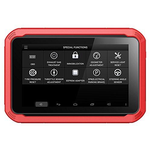 Tablette de diagnostic automobile professionnel XTOOL X100 PAD, programmation de clés, avec les kits EEPROM et OBDII mis à jour en ligne