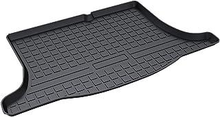 Piaobaige Fit Cargo Liner Boot Tray Trunk Floor Mat para Nissan Pulsar C13 / Tiida C13