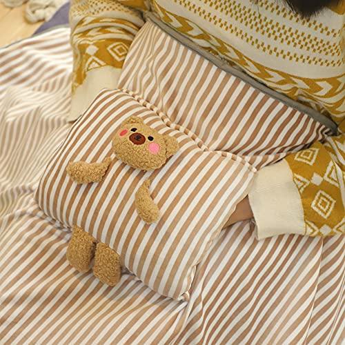 Multifuncional Manta eléctrica térmica, Frazada eléctrica, Mantón Térmico, USB Calentamiento Eléctrico Manta Térmica Manta Cojín Hombro Hombro,Brown-72 * 115cm/28 * 45in