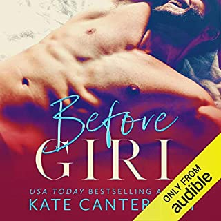 Before Girl                   Written by:                                                                                                                                 Kate Canterbary                               Narrated by:                                                                                                                                 Virginia Rose,                                                                                        Jason Clarke                      Length: 9 hrs and 3 mins     Not rated yet     Overall 0.0