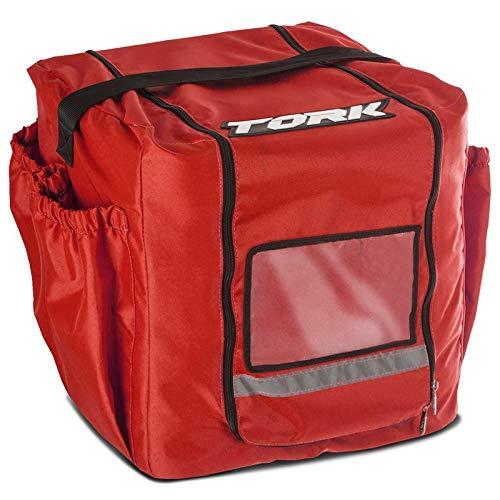 Pro Tork Delivery Marmitas Baú Tipo Mochila Térmica com Capacidade para 20 Unidades, Grande, Vermelho