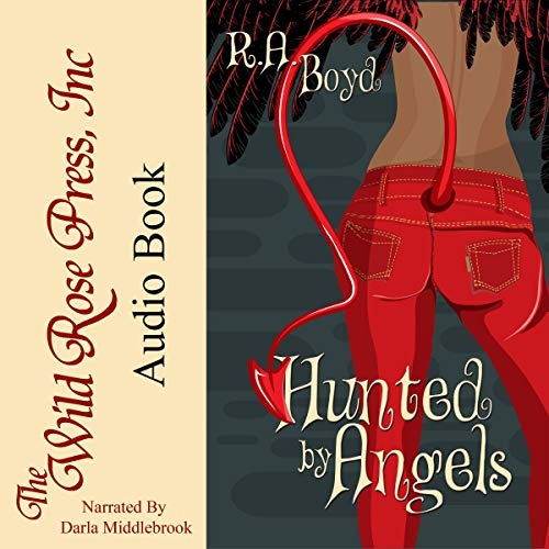 Hunted by Angels  cover art