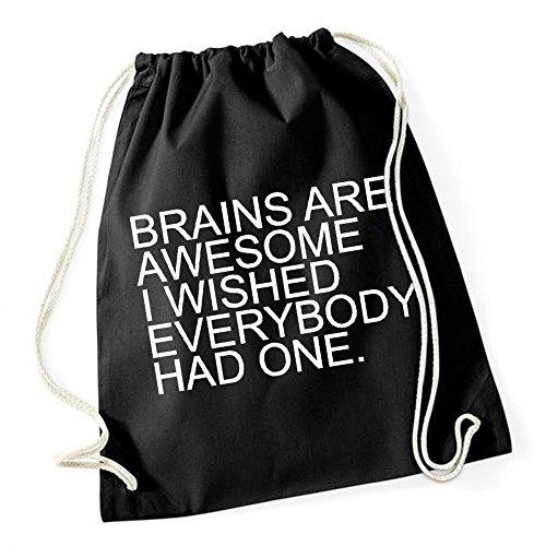 Certified Freak Brains Are Awesome Bolsa De Gym Negro