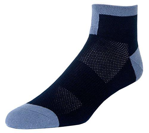 Gowitex Biking Socken Fahrradsocken Coolmax, Farben alle:schwarz, Größe:44-47