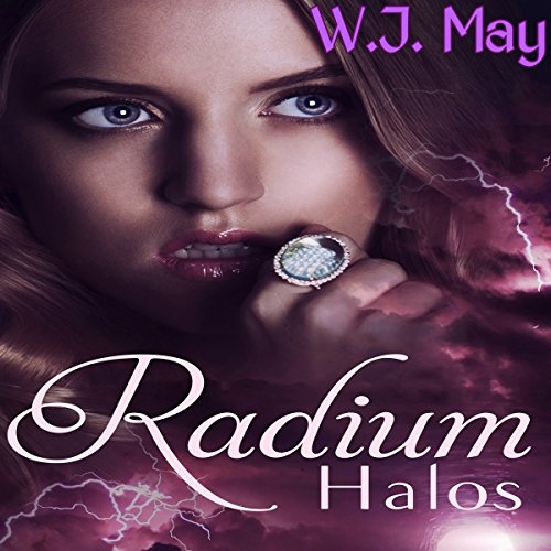 Radium Halos audiobook cover art