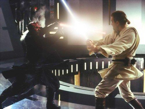 ポスター/スチール 写真 A4 パターンU スター・ウォーズ エピソード1 ファントム・メナス (1999) 光沢プリント