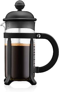 BODUM ボダム JAVA ジャヴァ フレンチプレス コーヒーメーカー 350ml ブラック ( 一人用 エントリーモデル ) 【正規品】 1903-01