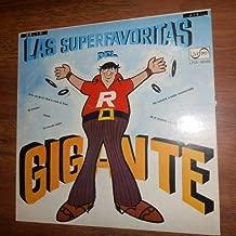 Las Super Favoritas Del Gigante / Artistas Varios (Zafiro // Vinyl)