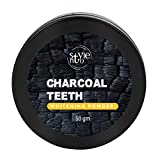 Stylento Charcoal Teeth, Whitening Powder-50gm Naturally whiten teeth,Removes stains & teeth cleaner