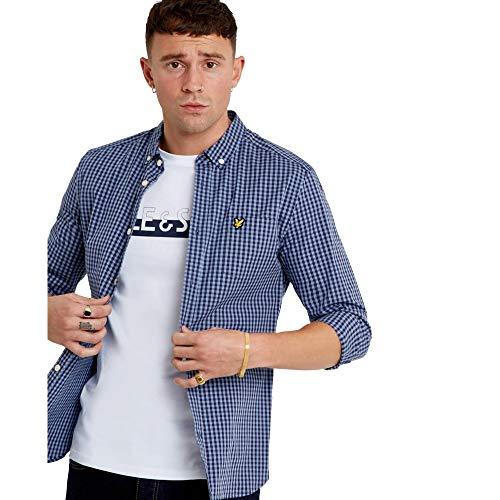 Lyle & Scott Ls Slim Fit Gingham Shirt vrijetijdshemd
