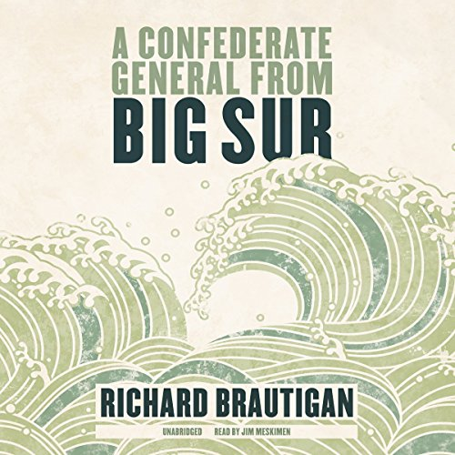 A Confederate General from Big Sur audiobook cover art