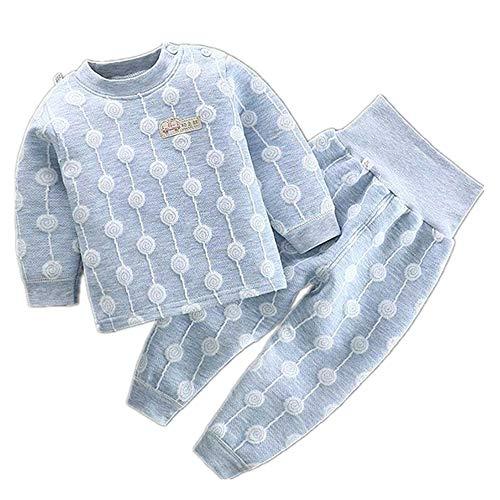Pijamas Calientes NiñosBebés Niñas Ropa de Dormir Niños Pijamas Conjunto Ropa para niños