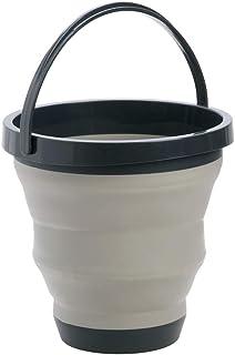 VISZC Seau Pliable, Seau d'eau en Plastique Pliable Robuste de Grande capacité, seaux d'eau Pliables pour la Cuisine et l'...