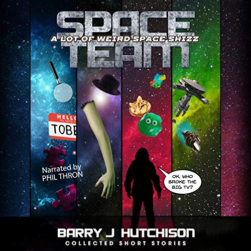 Space Team Titelbild