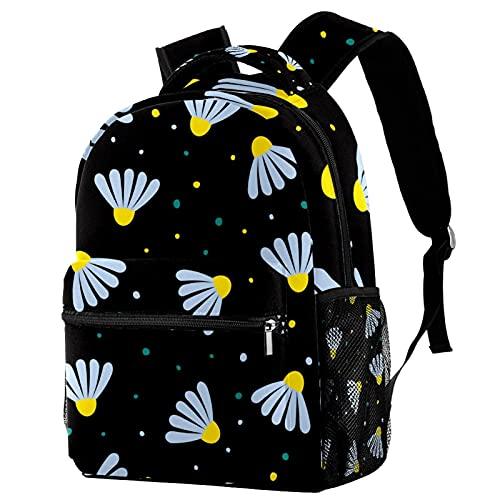 Kleine Rucksäcke Cartoon Badminton-Taschen mit Taschen für Mädchen Jungen Frauen