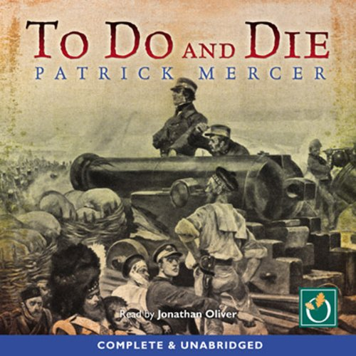 To Do and Die cover art