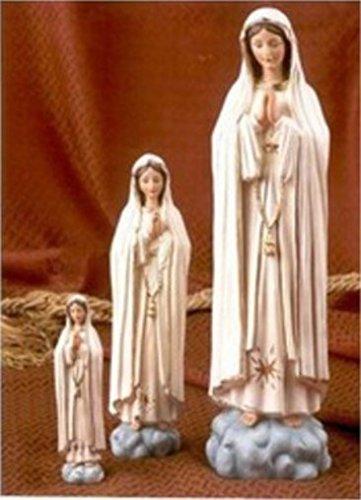 Paben Our Lady of Fatima Statue Catholic Virgen de Santa 20cm