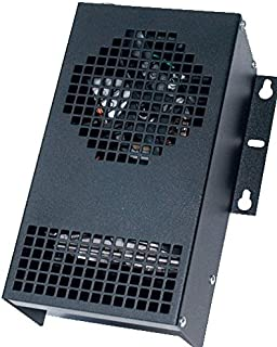 Caframo Limited Cabinet Heater - 2 Settings, Black