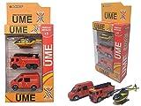 PLAYJOCS GT-8045 Set vehículos UME