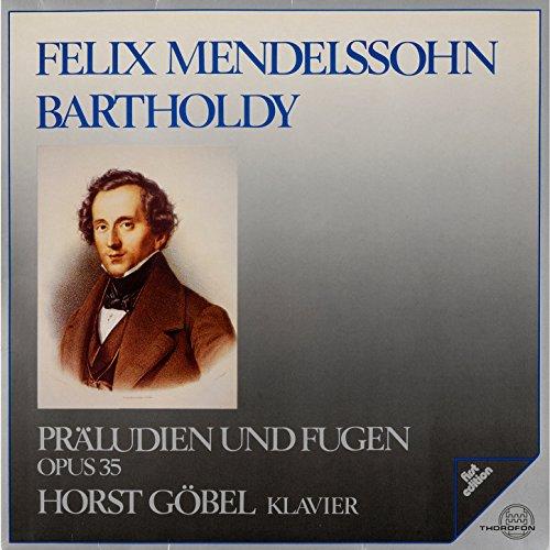 6 Präludien und Fuge für Klavier Solo in D Major, Op. 35: No. 2, Allegretto - Tranquillo e sempre legato