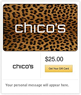 Chico's Gift Cards - Email Delivery