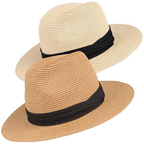 Le chapeau de plage Panama