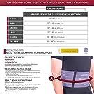 OTC Hernia Belt, Abdominal Umbilical Treatment, Select Series, X-Large #1