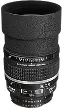 Nikon AF FX DC-NIKKOR 135mm f/2D Fixed Zoom Lens with Auto Focus for Nikon DSLR Cameras