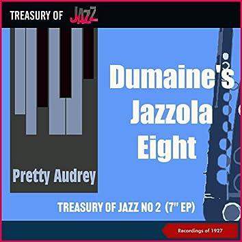 Pretty Audrey - Treasury Of Jazz No. 2 (Recordings of 1927)