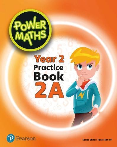 Power Maths Year 2 Pupil Practice Book 2A (Power Maths Print)