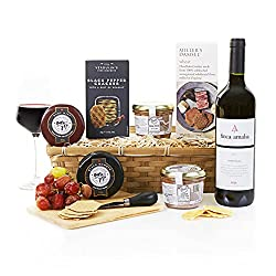 Gourmet Wine, Cheese and Pate Hamper