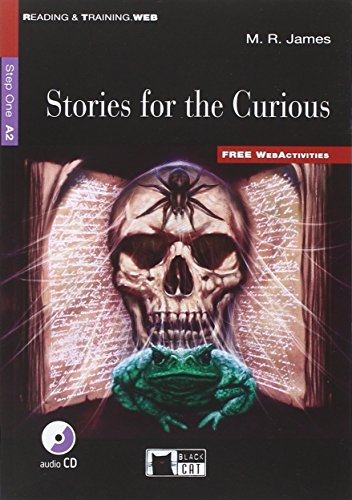 Stories for the curious. Con CD Audio [Lingua inglese]: Stories for the Curious + audio CD + App