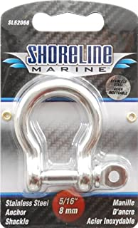 Best galvanized anchor shackles Reviews