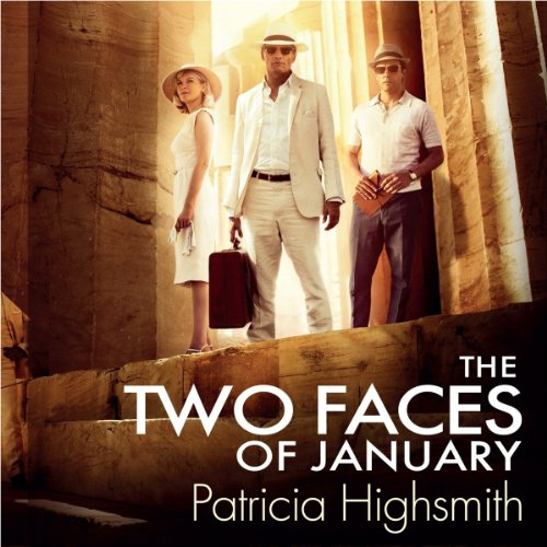 The Two Faces of January audiobook cover art