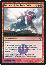 Magic The Gathering - Dictate of The Twin Gods - Prerelease & Release Promos - Foil