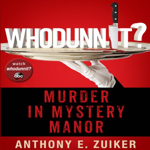 Whodunnit?: Murder in Mystery Manor cover art