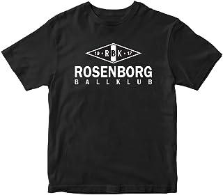 TJSPORTS Rosenborg BK Shirt Ballklub Shirt Mens Soccer Football Norway