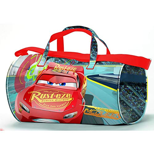 Cars - Borsone Cars Palestra, Viaggio Bambino Disney