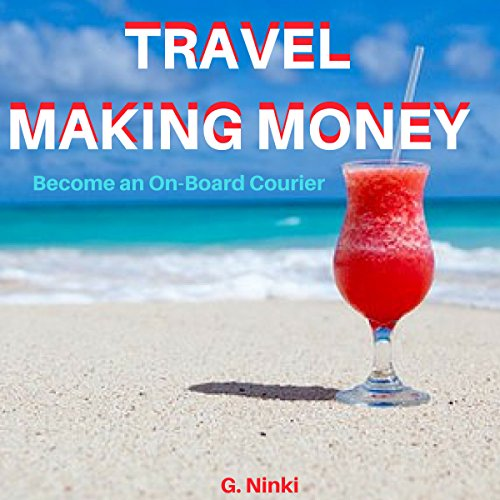 Travel Making Money audiobook cover art