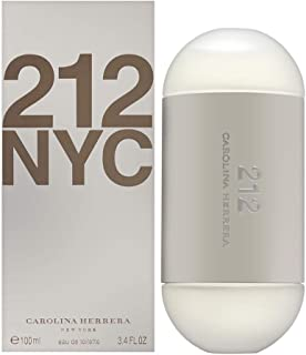 Carolina Herrera 212 - perfumes for women, 100 ml - EDT Spray