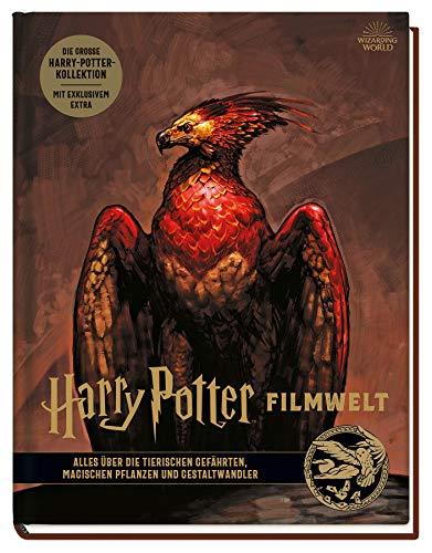 Harry Potter Filmwelt: Bd. 5: Alles über die tierischen Gefährten, magischen Pflanzen und Gestaltwandler