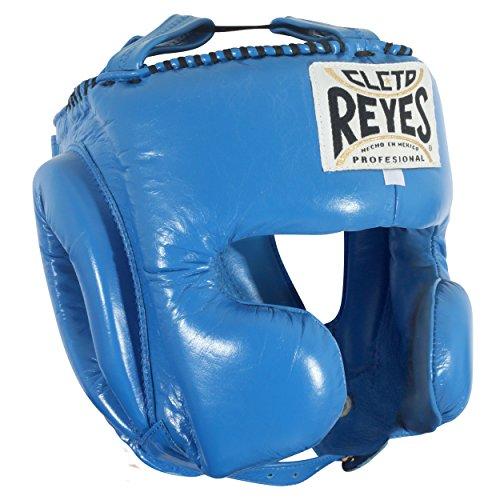 Ringside Cleto Reyes Classic Training Headgear, Blue, Small