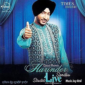 Harinder Sandhu Studio Live